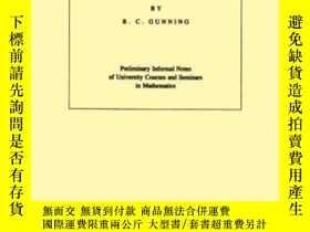 二手書博民逛書店Lectures罕見On Vector Bundles Over Riemann Surfaces. (mn-6)