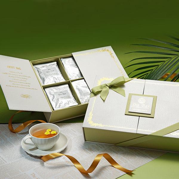 【B&G 德國農莊 Tea Bar】風鈴輕響經典茶禮盒