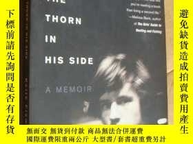 二手書博民逛書店THE罕見BOY WITH THE THORN IN HIS S
