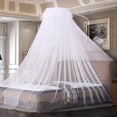 蚊帳軟體床實木床沙發床落地可申縮圓頂不打孔不打墻 綠光森林