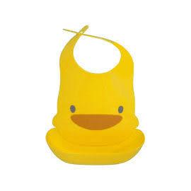 黃色小鴨 四階段防水圍兜