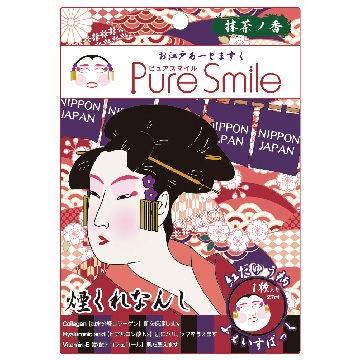 【Pure Smile】日本江戶面膜 花魁 1枚入
