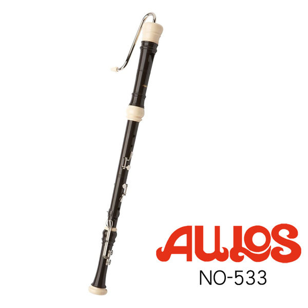 小叮噹的店-日製 AULOS 英式 533 低音直笛(免運)