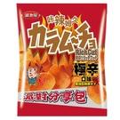 卡辣姆久厚切洋芋片-極辛口味138g【愛買】