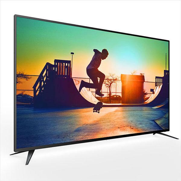 ★送2禮★PHILIPS飛利浦 75吋4K UHD聯網液晶顯示器+視訊盒75PUH6303 (24期0利率)