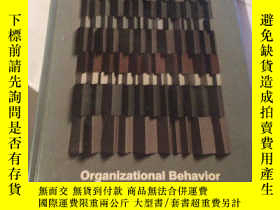 二手書博民逛書店Organizational罕見Behavior and the