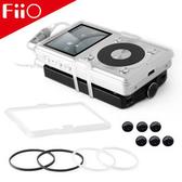 【風雅小舖】【FiiO X1專屬配件-HS12耳擴綑綁組合】可搭配E11k耳機功率擴大器