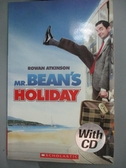 【書寶二手書T1/原文小說_JHQ】Mr. Beans Holiday with CD_Scholastic