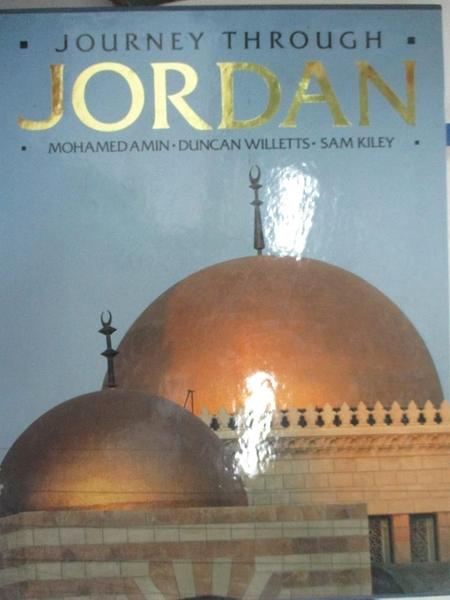 【書寶二手書T2/收藏_FGD】Journey Through Jordan_Amin, Mohamed/ Willetts, Duncan/ Kiley, Sam