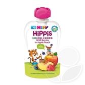 HiPP 喜寶 生機水果趣-水蜜桃野莓100g【佳兒園婦幼館】