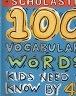 二手書R2YB《SCHOLASTIC 100 VOCABULARY WORDS
