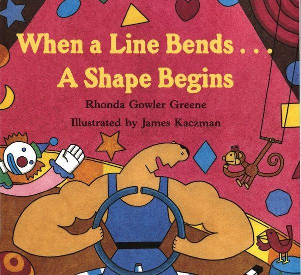 WHEN A LINE BENDS....A SHAPE BEGINS(部落客推薦)