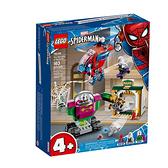 76149【LEGO 樂高積木】Marvel 漫威英雄系列 - 神秘客的威脅