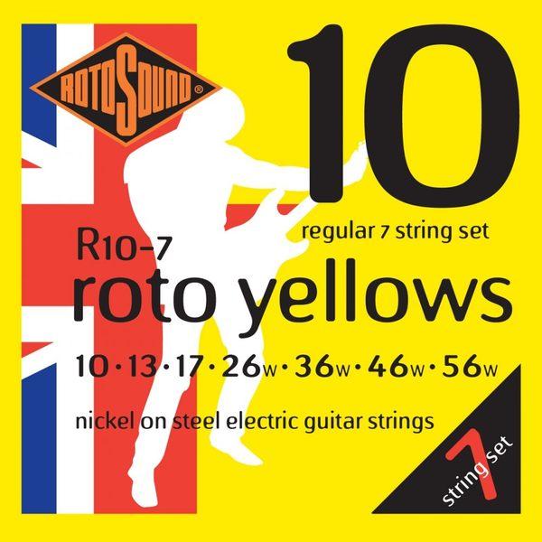 Rotosound R10-7 10-56 電吉他弦 7弦 絕地音樂樂器中心
