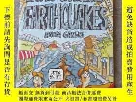二手書博民逛書店Earth-shattering罕見EarthquakesY21