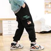 男童加絨加厚長褲冬裝2021新款中大童休閒工裝加絨褲洋氣兒童褲子 3C數位百貨