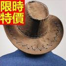 牛仔帽子別緻舒適-百搭新品非凡粗曠男帽子5色57j6【巴黎精品】