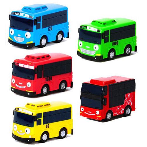 TAYO 發條小巴士5件組