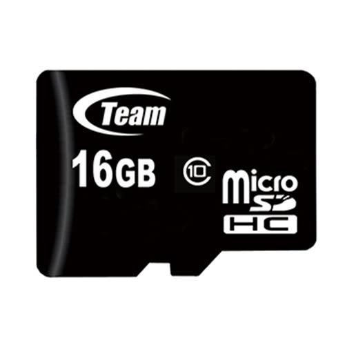 TEAM 十銓科技 Micro SDHC 16G UHS-I Class10 高速記憶卡