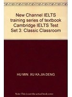 二手書New Channel IELTS training series of textbook Cambridge IELTS Test Set 3: Classic Classroom R2Y 7504343536