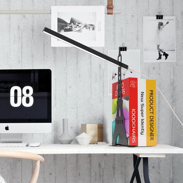 led護眼燈學習台燈創意時尚學生插電觸摸調光宿舍寢室燈電腦書桌  SSJJG