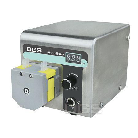 《DGS》蠕動幫浦 迷你型 Peristaltic Pump, Mini Type
