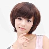 假髮(短髮)-時尚潮流簡約斜瀏海女假髮73em85【時尚巴黎】