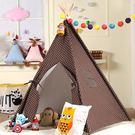 【發現。好貨】韓國咖啡星星純棉寶寶帳篷 ...