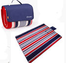 戶外特大野餐墊防水遊戲墊可收摺疊郊遊露營用040770通販屋