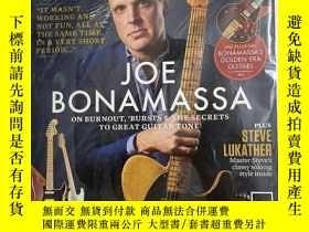 二手書博民逛書店英文雜誌罕見GUITARIST 吉他手 音樂雜誌 2019年2月Y343790