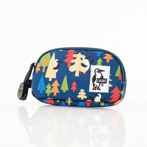 CHUMS Eco Coin Case 收納包 樹 CH600853Z108【GO WILD】