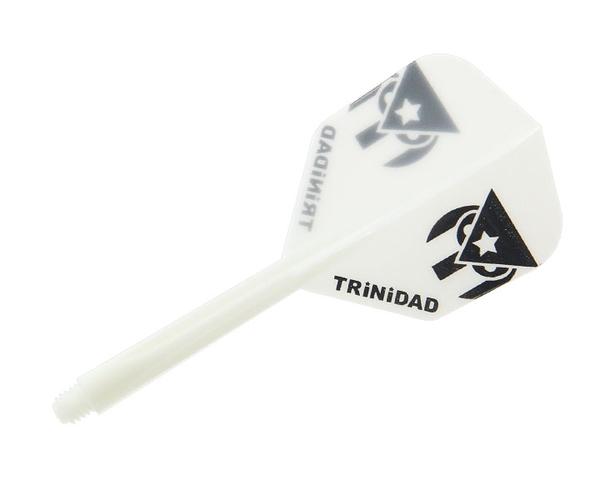 【CONDOR x TRiNiDAD】ver.1 Small Long White 鏢翼 DARTS