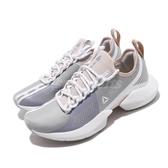 Reebok 慢跑鞋 Sole Fury TS 灰 藍 女鞋 運動鞋 【ACS】 DV9366