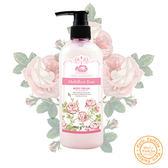 【Paris  Fragrance巴黎香氛】純真 ‧ 薔薇玫瑰嫩白身體乳250ml