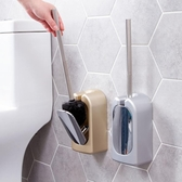坐便器清潔刷家用洗廁所刷子衛生間無死角馬桶刷帶底座套裝 微愛家居