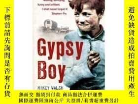 二手書博民逛書店Gypsy罕見BoyY362136 Mikey Walsh Hodder & Stoughton Ge