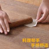 搟麵棍 雞翅木搟面杖大小號家用趕面棍 餃子棍棒  創想數位