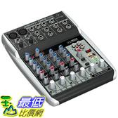 [美國直購] 德國 Behringer XENYX Q802USB 8軌數位混音器