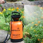 小型噴霧器農用噴水壺手動氣壓式噴壺高壓園藝噴霧壺【米娜小鋪】 YTL