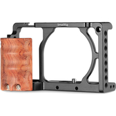 SmallRig 2082 Cage 鋁合金外框套組 含木製握柄 Kit for Sony A6300 A6000 兔籠 錄影用支架 公司貨