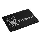 新風尚潮流 【SKC600/256G】 金士頓 KC600 256GB SATA 3 SSD 固態硬碟 讀550MB