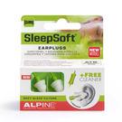 荷蘭原裝進口 Alpine Sleepsoft + 頂級舒適睡眠耳塞 防打呼 鼾聲 睡眠 睡覺耳塞【MIGAAB】