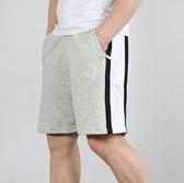 F-NIKE AIR SHORT FT 短褲 棉 運動 拉鍊 灰白 男款 CJ9948-050