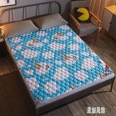 床褥子床墊四季通用折疊加厚單雙人宿舍軟床墊薄款墊被保護墊 LR6909【原創風館】