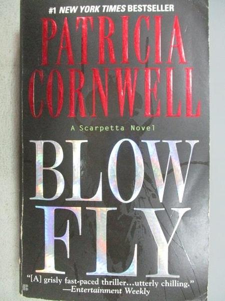 【書寶二手書T9/原文小說_MIN】Blow Fly_Patricia Cornwell