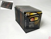 鐵網藝光盤盒CD架子DVD盒光碟收納架盒碟片【匯美優品】