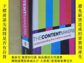 二手書博民逛書店英文原版罕見The Content MakersY7215 Penguin Books Penguin Boo