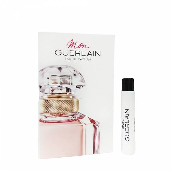 Guerlain嬌蘭 Mon Guerlain 我的印記女性淡香精 針管0.7ml【UR8D】