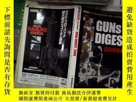二手書博民逛書店GUN罕見S DIGEST 2008Y261116