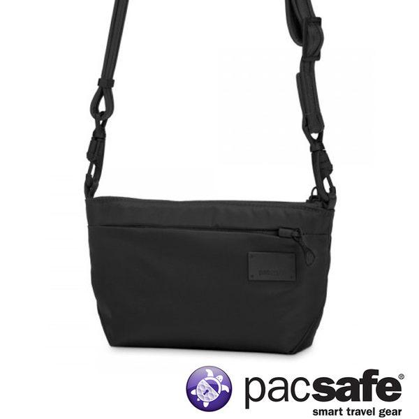 Pacsafe Citysafe™ CS25 防盜肩包/腰包- 黑 旅遊 度假 20195100 防割破.防剪斷.側背包.斜背包